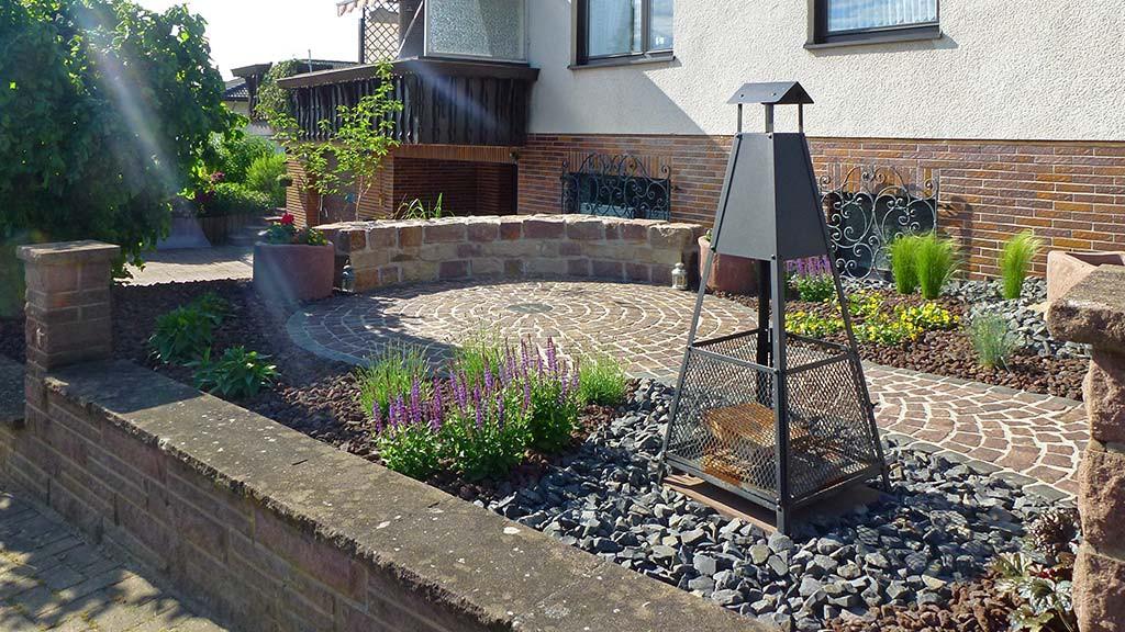 Gestaltung eines Vorgartens von Außengestaltung Vogt